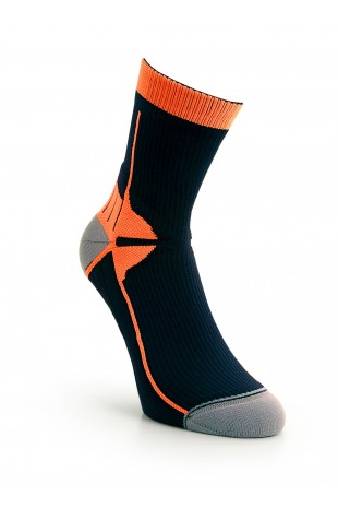 Sport Compression Sock Orange