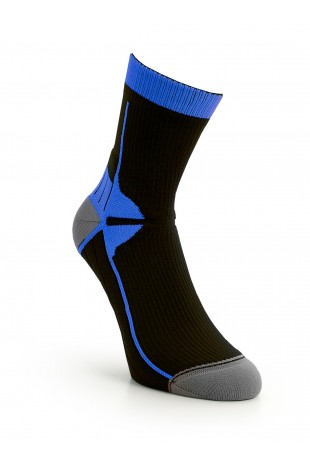 Sport Compression Sock Blue...