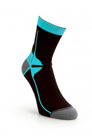 Sport Compression Sock Blue
