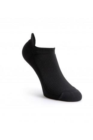 Compression Ankle Sock Black