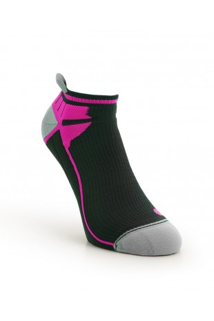 Compression Ankle Sock Pink