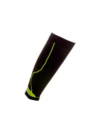 Compression Leg Sleeve Yellow
