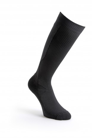 Compression Long Sock Black