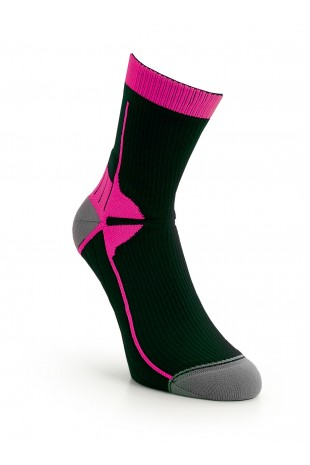 Sport Compression Sock Pink