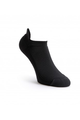 Compression Ankle Sock Black