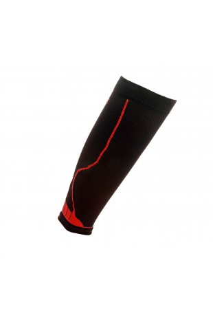 Compression Leg Sleeve Red